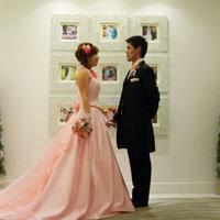 オーダーメイドブーケ 花嫁様のお写真