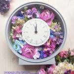 花時計 造花 通販 店舗販売