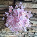 桜の花のブーケ 造花