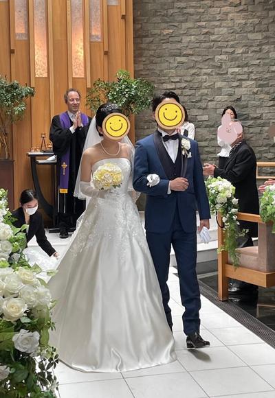 木村さま ご結婚式のお写真