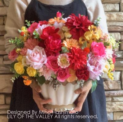 祝花 イベント