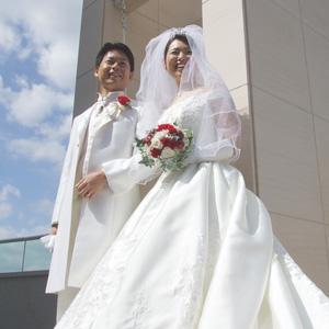 ご結婚式のお写真 ブーケレッスン受講生