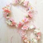 梅の花の花冠